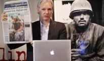 Julian-Assange--wikileaks