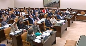 El PP ignora la ILP de la PAH y aprueba en solitario su Proposición de Ley sobre hipotecas