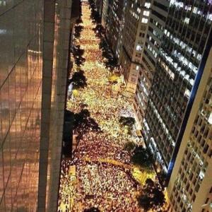 indignados Brasil