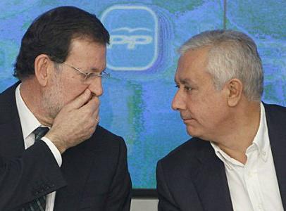 Javier Arenas mantuvo contacto con Bárcenas