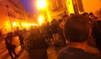 Las protestas contra el PP terminan con fuertes disturbios en Valencia