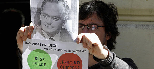 González Pons no acude al acto de conciliación con la PAH