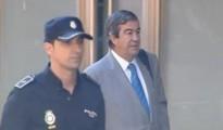 Abucheos a Cascos y Arenas antes de su declaración ante el juez Ruz