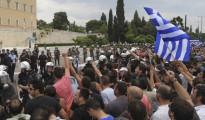 El paro en Grecia alcanza su máximo histórico mientras se planea recortar aún más el sector público