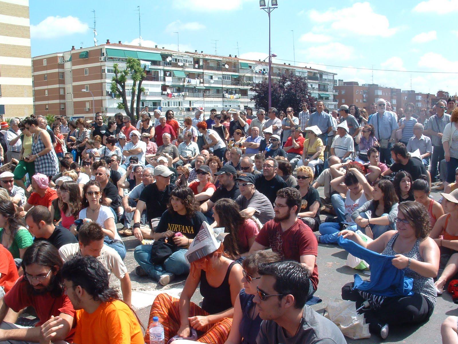 """El portavoz del PP en Madrid llama """"los enemigos"""" al 15M"""