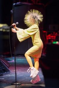 Björk en el Berlin Festival 2013