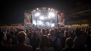 Escenario del Berlin Festival 2013