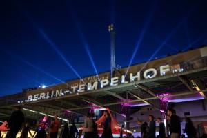 Berlin Festival 2013 en el antiguo aeropuerto de Tempelhof