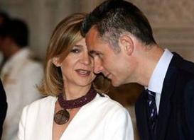 La Infanta Cristina se autopagaba 12.000 € anuales alquilándose su propia vivienda