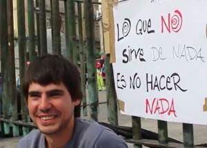 Huelga de hambre - Motivos de Jorge