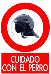 Ley de Seguridad Ciudadana Injurias Policía