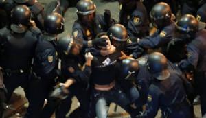 Ley Mordaza - Represión de los movimientos sociales