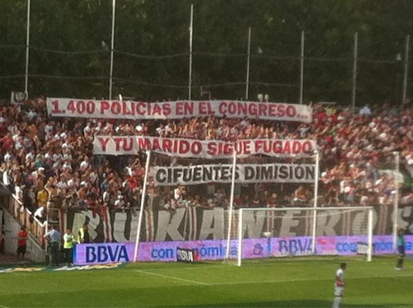 Ley de Seguridad Ciudadana Rayo Vallecano