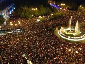Camino al totalitarismo: las 10 protestas cívicas que el PP no quiere volver a ver