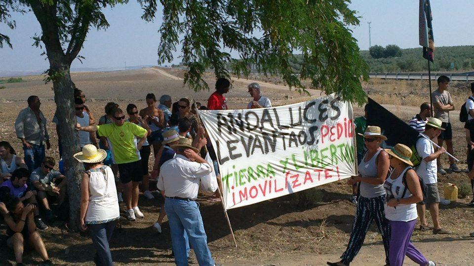 Cañamero y Gordillo condenados por la ocupación de Las Turquillas