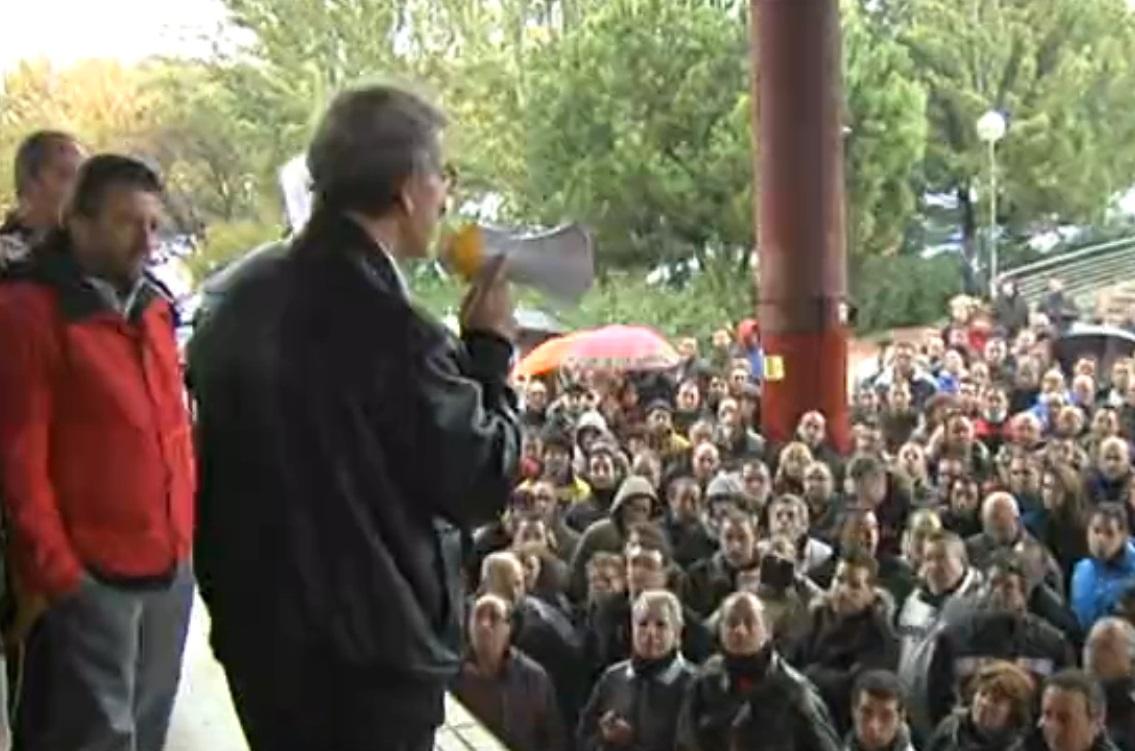 Se alcanza un acuerdo que pone fin a la huelga de basuras de Madrid