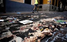CGT denuncia que los servicios mínimos de la huelga de basuras solo limpian en los barrios ricos