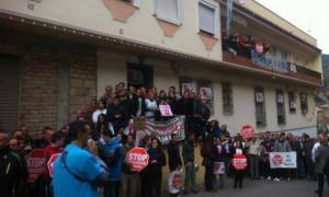 El Constitucional suspende la ley anti-desahucios andaluza a causa de un recurso del Gobierno