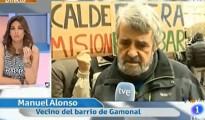 """El vecino de Gamonal que """"calla la boca"""" a Mariló Montero, éxito en Youtube"""
