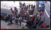 La represión policial en Valladolid y Alcorcón se convierte en lo más visitado de Youtube