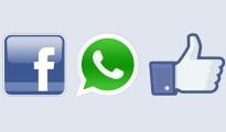 Facebook derrota a Google en la compra de WhatsApp por 16.000 millones de dólares