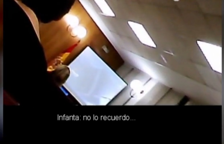 Vídeo Infanta