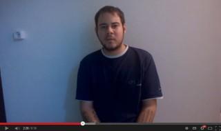 """(Vídeo) Pablo Hasél: """"Me quieren condenar a 2 años de prisión por hacer canciones"""""""