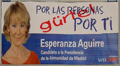"""De las estafas del PP a los """"pufos"""" de la Gürtel"""