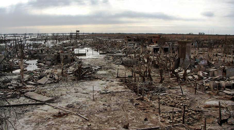 Los conflictos sociales y bélicos aumentarán en breve con el calentamiento global