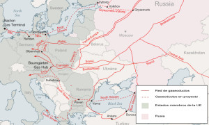 Se dispara el precio del gas en Inglaterra y Alemania por el conflicto ucraniano