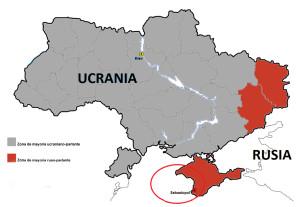Crimea y Sebastopol aprueban unirse a la Federación Rusa