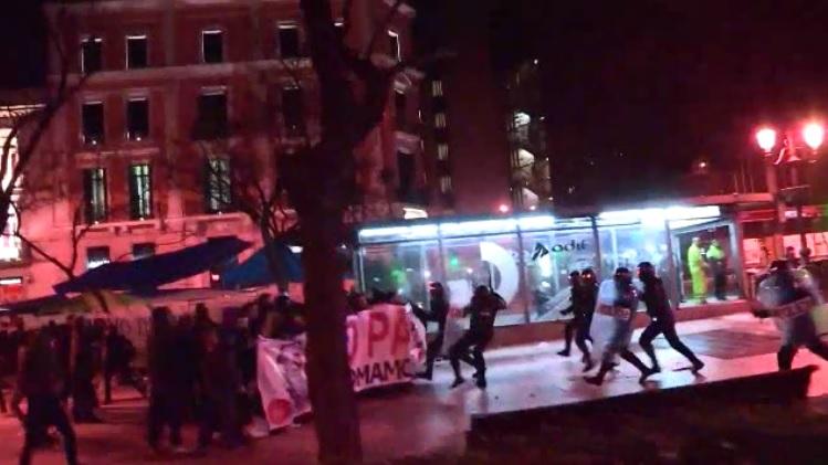 Las UIP peregrinarán a Valencia en la final de la Copa del Rey para protestar por el 22M