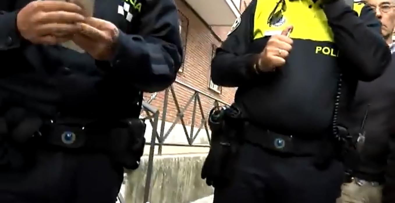 Un juez certifica el derecho de los ciudadanos a grabar a los policías