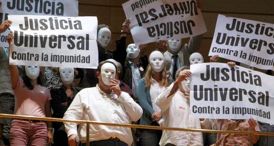 8 narcotraficantes egipcios serán liberados gracias a la reforma de la Justicia Universal de Gallardón