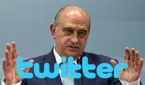 """El ministro del Interior contra Twitter: """"Hay que limpiar las redes de indeseables"""""""
