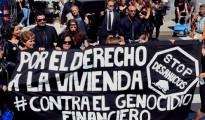 Una mujer ha intentado quemarse a lo bonzo en Cádiz para frenar su desahucio