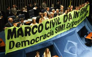 """La """"Constitución de Internet"""" convierte a Brasil en líder de los derechos en la red"""