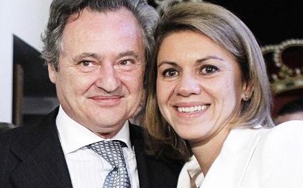 Archivada la causa contra el marido de Cospedal por cobros irregulares de Liberbank
