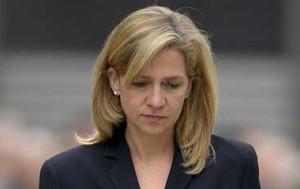 Se confirma que Cristina de Borbón será finalmente procesada