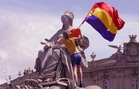 La izquierda y el 15M se movilizarán a favor de un referéndum por la República este sábado
