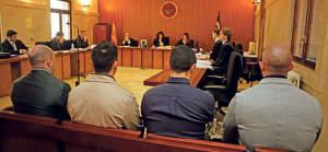 Los guardias civiles condenados. Guillem Bosh.Diario de Mallorca