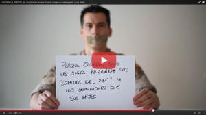 Hospitalizado el militar preso por denunciar la corrupción del Ejército español
