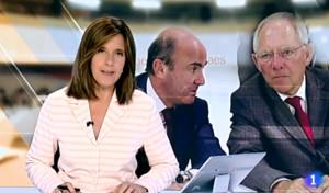 Los trabajadores de TVE denuncian manipulación política en los informativos y exigen la dimisión de su director