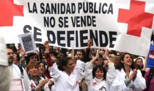 Médicos de la Marea Blanca denuncian recortes de sueldo como represalia a sus protestas
