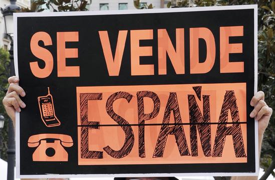 España en venta