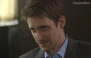 Snowden - Entrevista The Guardian
