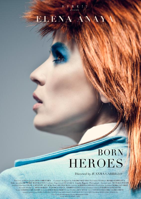 Mostra Internacional de Cinema Gai y Lesbià - Born Heroes