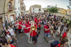 Xaranga en el Feslloch 2014 - Por Pepe Girona