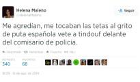 """Activista española denuncia en Twitter agresiones en Tánger: """"Me tocaban las tetas al grito de puta española"""""""