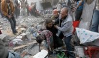 Ex-soldado israelí desmiente a su país: los proyectiles sobre Gaza son como una ruleta rusa que no se sabe a quién darán